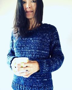 """soniah72 on Instagram: """"and just like that, a chill in the PNW air makes it woolen sweater weather again. #winstonpullover is a quick and easy pattern from…"""" And Just Like That, Sweater Weather, Chill, Turtle Neck, Style Inspiration, Pullover, Knitting, Easy, Pattern"""