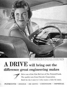 Forward Look ads