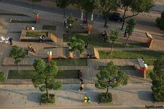 diseño de plazas y espacios publicos - Buscar con Google