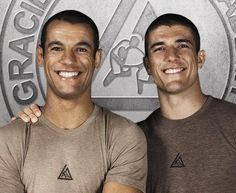 Ryron & Rener Gracie - Two brothers who have inspired me to become more than I thought I could be!