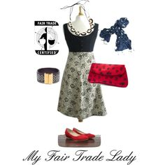 My Fair Trade Lady - looking good and giving back has never been easier