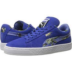 fc2b8dfb940f PUMA Suede Classic + Flourish Pumas Shoes