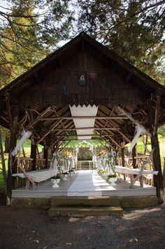 Great wedding ceremony site
