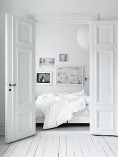 whisper to me in white