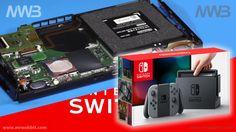 Apriamo, smontiamo una console nintendo switch per vederne il contenuto e scoprirne le caratteristiche hardware nel dettaglio.