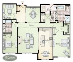 Durham - For more information on pricing and building availability visit our web site>>