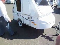 Ultra Lite Travel Trailers, Travel Trailers For Sale, Rv Trailers, Motorcycle Campers, Travel Trailer Interior, Ct Usa, Tiny House On Wheels, Dog Houses, Recreational Vehicles