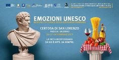 News di Spaghetti italiani - Viaggio di emozioni nella storia della Dieta Mediterranea A Padula tre giorni tra storia, arte e riflessioni sulla storia e le prospettive del patrimonio immateriale dell'Unesco a pochi mesi da Expo 2015 -
