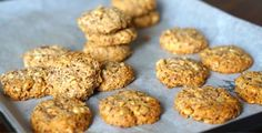 Easy Paleo ANZAC Biscuit Recipe. via @themmsisters