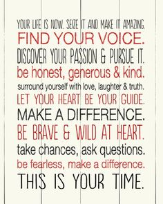 Artissimo Designs 32077CPBG0 Your Life is Now 1-Piece Sign Image Printed Canvas Art, 20 by 16-Inch Artissimo Designs,http://www.amazon.com/dp/B0090I3O0Q/ref=cm_sw_r_pi_dp_mjvNsb12XJSMPZ1F