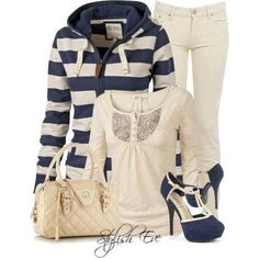 Fall outfit from Stylish Guru on FB
