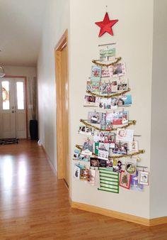 Noël 2014 : faire et décorer un sapin alternatif