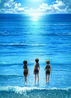 Attack on Titan 703687510508332225 Armin, Eren Aot, Eren And Mikasa, Attack On Titan Season, Attack On Titan Eren, Attack On Titan Fanart, Attack On Titan Tumblr, Anime In, Manga Anime