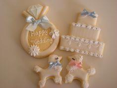 WEDDING COOKIES | Flickr - Photo Sharing!