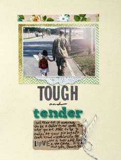 Layout by Stephanie Howell -- SC Weekly Challenge 4/3/2012