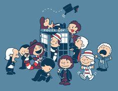 #DoctorWho & Peanuts