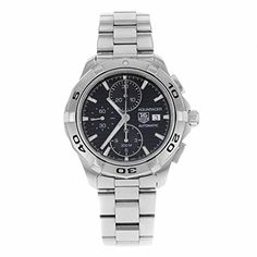 Tag Heuer Aquaracer automaticselfwind mens Watch CAP2110BA0833 Certified Preowned -- Visit the image link more details. (This is an affiliate link and I receive a commission for the sales)