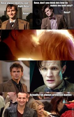 I have always thought Rose and 9 had the best chemistry.