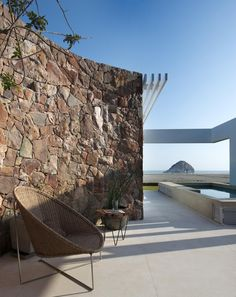 Image 20 of 25 from gallery of Ronda House / Marina Vella Arquitectura Urbanismo. Amazing Architecture, Interior Architecture, Archdaily Mexico, Ronda, Journal Du Design, Seaside Style, Best Architects, Outdoor Living, Outdoor Decor