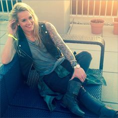 Ashlyn Harris. I know! My favorite goal keeper isn't Hope Solo. Instead Ashlyn…