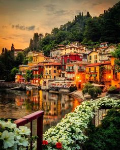 Dreaming of going there ❣ — Menaggio, Italy