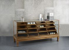 Vintage Haberdashery Cabinet | Design Vintage | Haberdashery