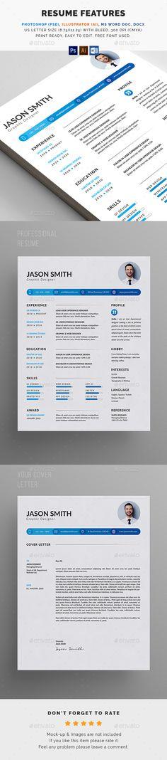 128 best Design Bewerbung images on Pinterest   Cv design, Design ...