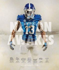 UK Football... Sports Illustrated and Time Magazine ad space... go Stoops go...