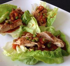 Cortesía Sascha Fitness Esta es una excelente opción para comer de forma saludable. Son ricos, sanos y muy rápidos de preparar. Ingredientes: – Ho