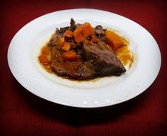 Sweet and Savory Pot Roast | The Clothes Make The Girl guest post