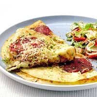 Italiaanse pannenkoek <-- Who'd have thought about an Italian-based pancake? :D