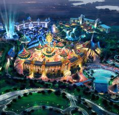 EL MÁS ESPECTACULAR PARQUE DEL MUNDO. Diseñado por Grupo Vidanta y Cirque du Soleil, el nuevo parque en Nuevo Vallarta en la Riviera Nayarit será un parque vivencial en que creará una clase de entretenimiento completamente nuevo.