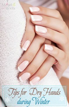 Winter is too harsh on your hands? Check out these tips to keep your hands healthy and smooth.
