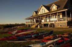 The Old Argyler Inn - Nova Scotia - Sea Kayak Symposium 2013