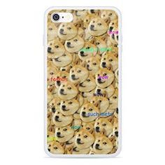 "Doge ""Much Fashun"" Invasion Smartphone Case by Shelfies Smartphone, Iphone Cases, I Phone Cases"