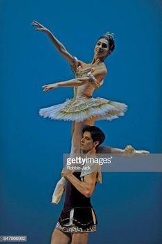 Xander Parish and Yasmine Naghdi in the Royal Ballet's production Sylvia at Hull New Theatre on September 15 2017 in Hull England Hull England, Male Ballet Dancers, Ballet Pictures, Royal Ballet, Theatre, Disney Characters, Fictional Characters, September, Ballerinas