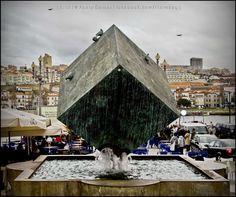 Cubo da Ribeira / Cubo de Ribeira / Ribeira's Cube (José Rodrigues) [2013 - Porto / Oporto - Portugal] #fotografia #fotografias #photography #foto #fotos #photo #photos #local #locais #locals  #baixa #baja #downtown #cidade #cidades #ciudad #ciudades #city #cities #europa #europe #turismo # tourism @Visit Portugal @ePortugal @WeBook Porto @OPORTO COOL @Oporto Lobers