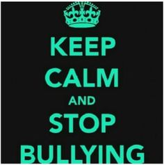 Seriously, the people who bully me might as well stop|To learn more about what are school is doing to bring awareness to this cause follow this link@  http://www.icademy.com/about/news-announcements/october-2013-national-bullying-prevention-month