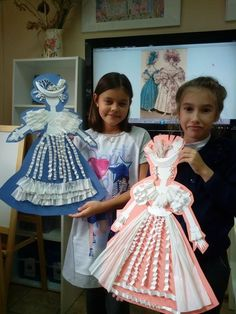 children activities, more than 2000 coloring pages Hand Crafts For Kids, Projects For Kids, Fun Crafts, Art For Kids, Art Projects, Arts And Crafts, Paper Crafts, Newspaper Art, School Decorations