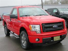 2013 Ford F150, 14,547 miles, $27,525.