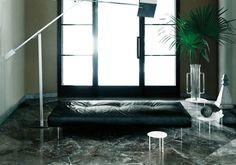 Canapé contemporain en cuir - ROD by Piero Lissoni - Living Divani