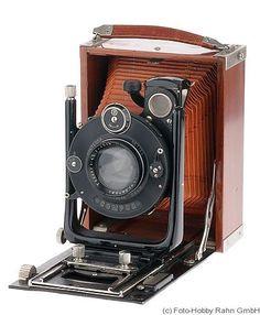 Contessa-Nettel: Adoro Tropen (Tropical) camera