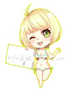 draw cute chibi of anything you want by lynkntp