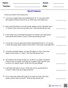 10 Best Images of Proportion Problems Worksheet Grade Ratio Worksheets, Unit Rate Word Ratio And Proportion Worksheet, Ratios And Proportions, Teacher Worksheets, Printable Worksheets, Writing Worksheets, Free Printable, Algebra Worksheets, Free Worksheets, Printable Coloring