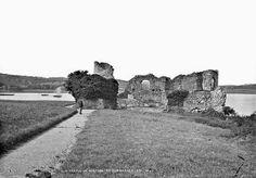 Portora Castle Ruins, Enniskillen, Co. Fermanagh