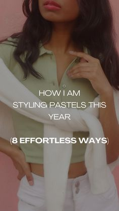 Trendy Outfits, Cute Outfits, Fashion Outfits, Instagram Fashion, Instagram Feed, Pastel Outfit, Pastel Fashion, Love Her Style, Look Chic