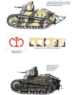tanques franceses renaoult