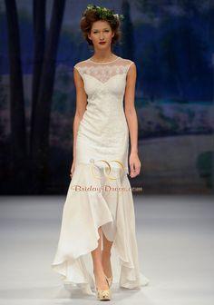 hi low wedding dresses - Google Search
