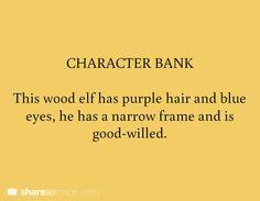 character bank