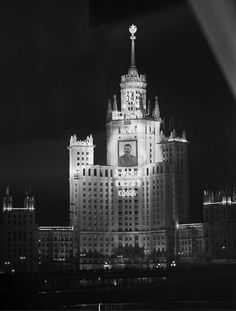 Stalinist, Russian Architecture, Different Countries, Socialist Realism, Soviet Union, Empire State Building, The Past, History, Country